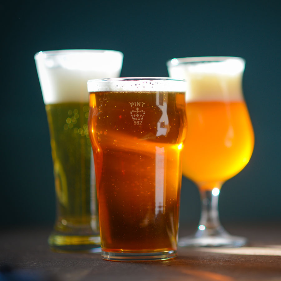 Beer styles for World Beer Cup 2020