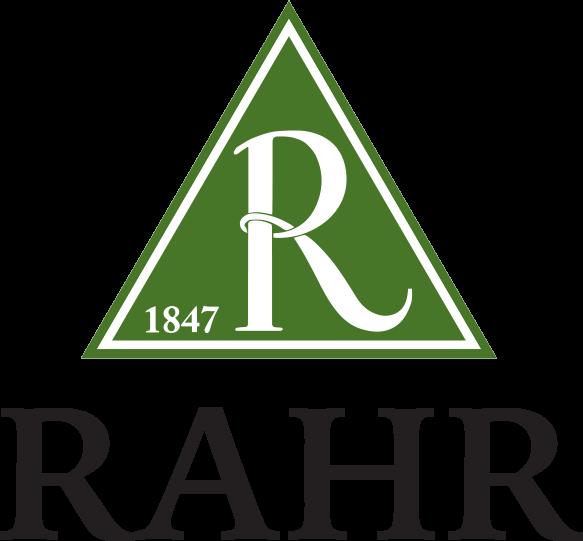 Logotipo Rahr